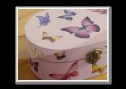 Cofanetto farfalle